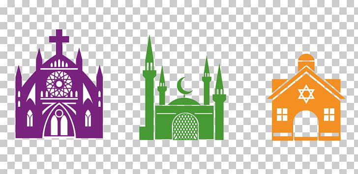 Coexister Logo Lyon Design Brand, meme muslim faith PNG.