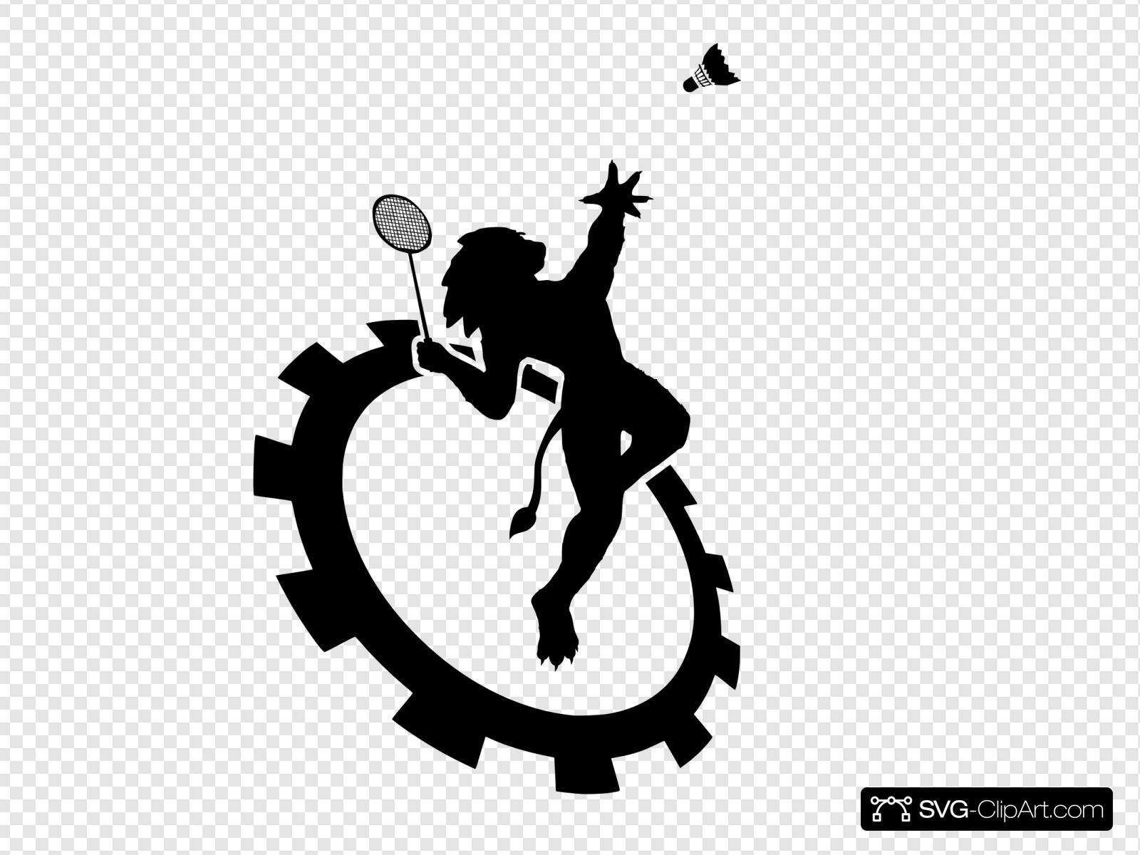 Logo Club Badminton Ecole Centrale De Lyon Clip art, Icon.