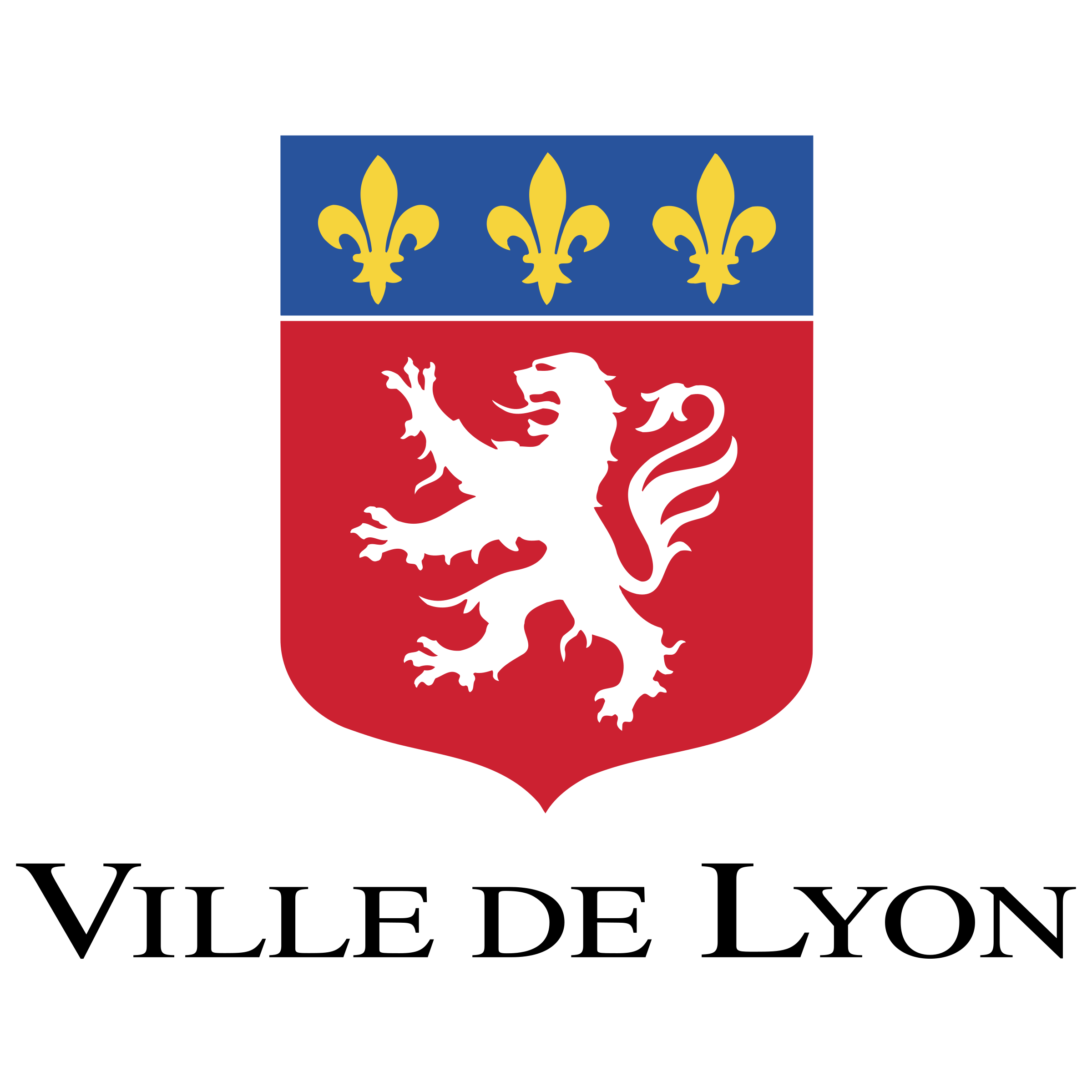 Logo ville de lyon png 8 » PNG Image.