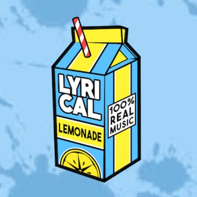 Lyrical Lemonade (@LyricaLemonade).