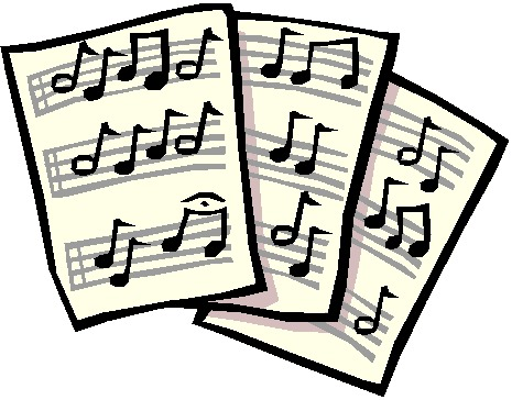 Lyrics Clipart.