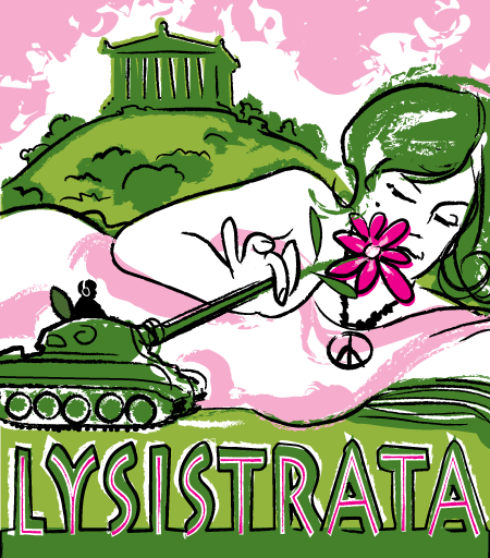 About us. Lysistrata Project: Peace.