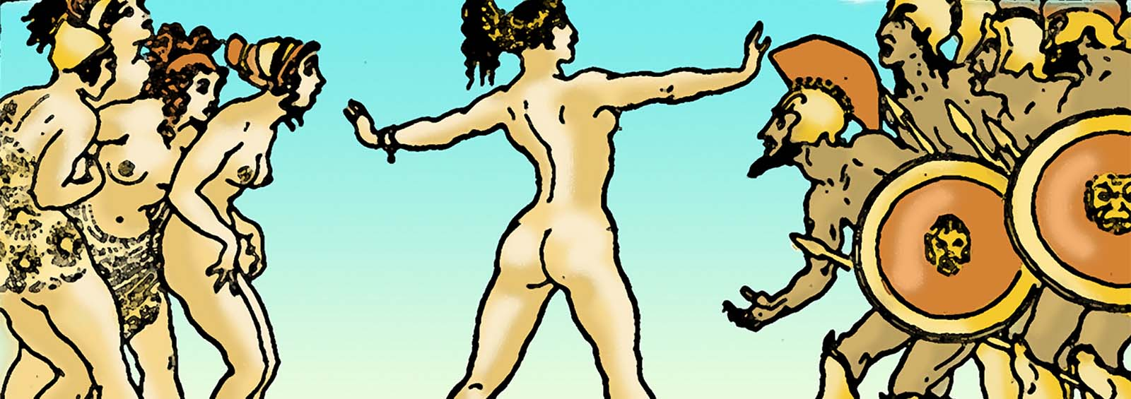 Online Course: Aristophanes LYSISTRATA and Lee CHI.