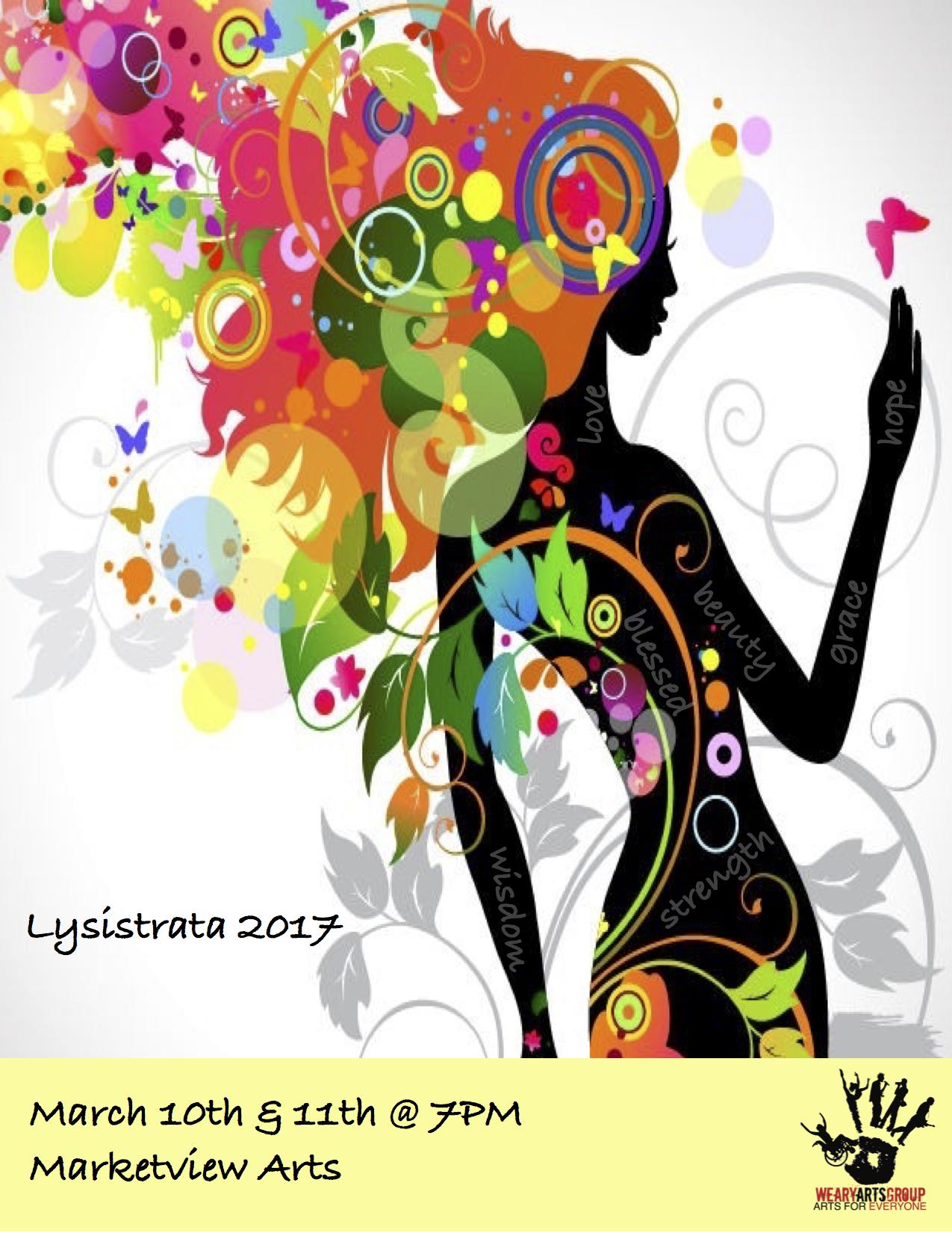 Lysistrata 2017.