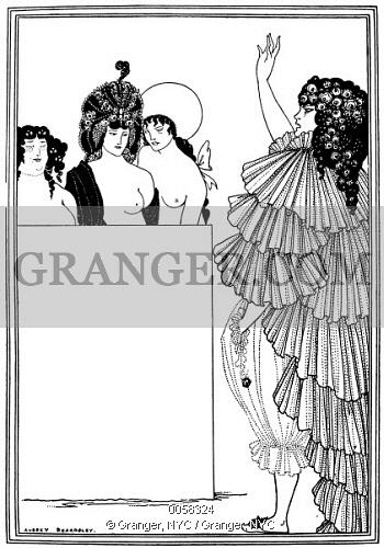 Image of BEARDSLEY: LYSISTRATA..