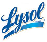 Lysol logo.