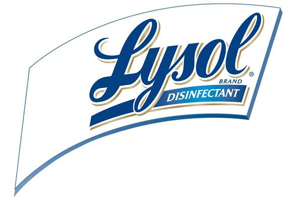 logo LYSOL.
