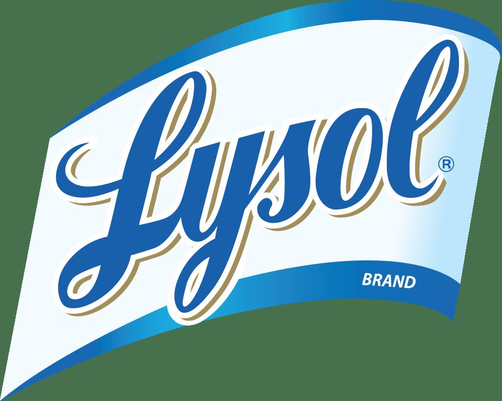 Lysol Logo transparent PNG.