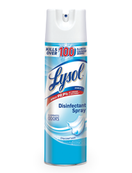 Lysol Cleaning Products and Tips.