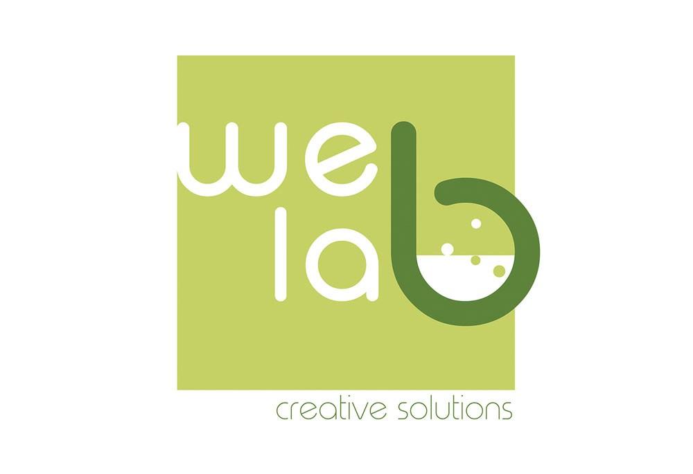 Weblab Creative Solutions logo.