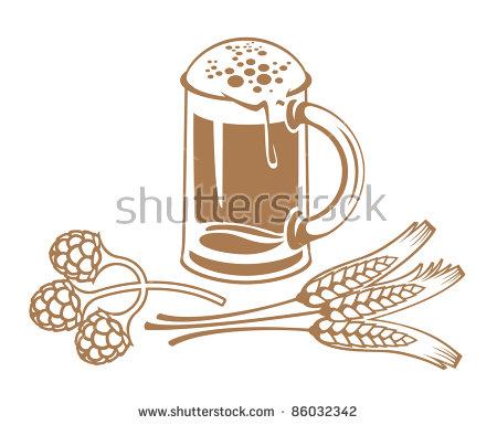 Beer Symbols Stock Photos, Royalty.