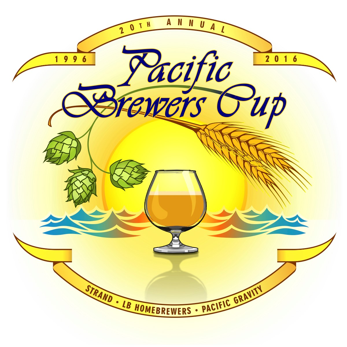 2016 Pacific Brewers Cup.