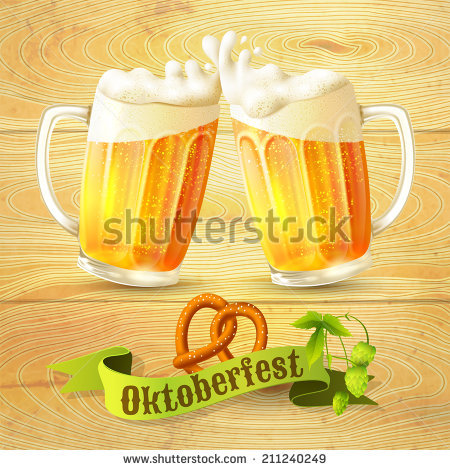 Beer Poster Stock Photos, Royalty.