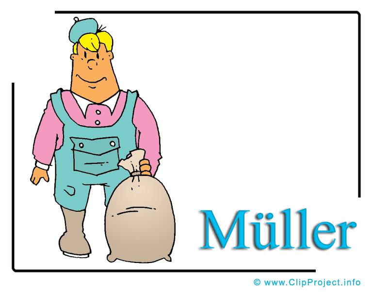 Müller Clipart.