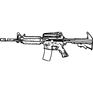 M 15 A 4 clipart, cliparts of M 15 A 4 free download (wmf, eps.
