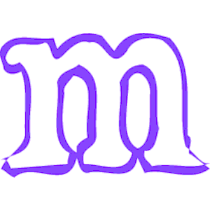 M clipart #14