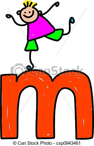 Letter m Clip Art and Stock Illustrations. 5,275 Letter m EPS.