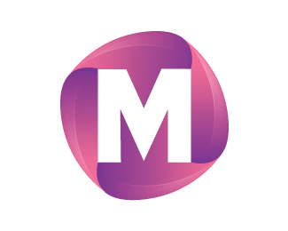 Letter M Designed by MusiqueDesign.