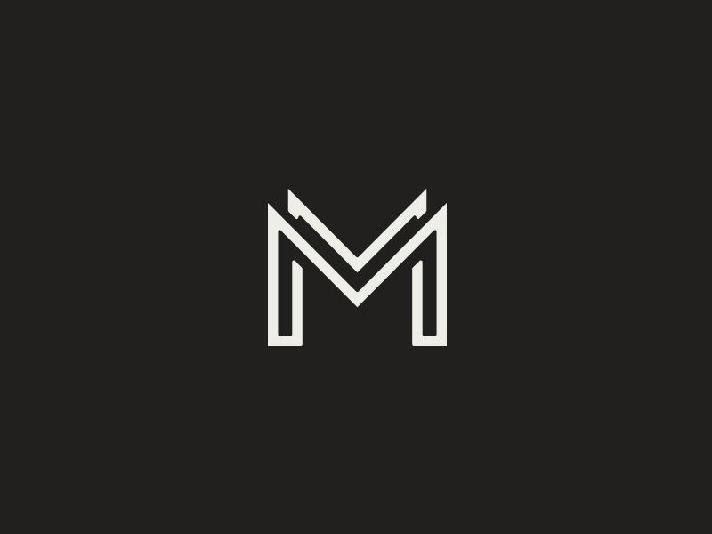 100+ Letter M Logo Design Inspiration and Ideas.