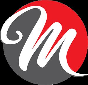 M design Logo Vector (.EPS) Free Download.