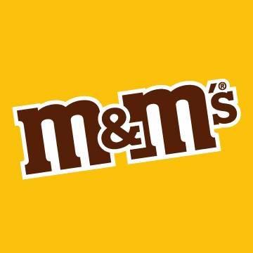 M&M\'S (@mmschocolate).