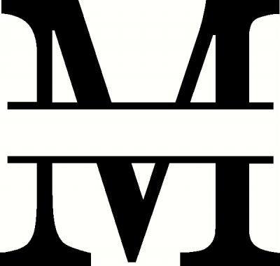 Line Monogram.