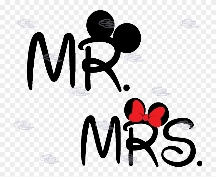 Svg Transparent Download Mr Clipart And Ms.