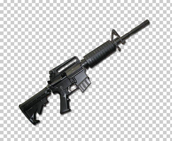 Firearm Weapon M16 Rifle Gun Control PNG, Clipart, 7mm.