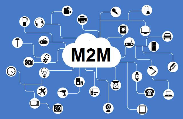 M2M= Wingman to IoT and RTC.