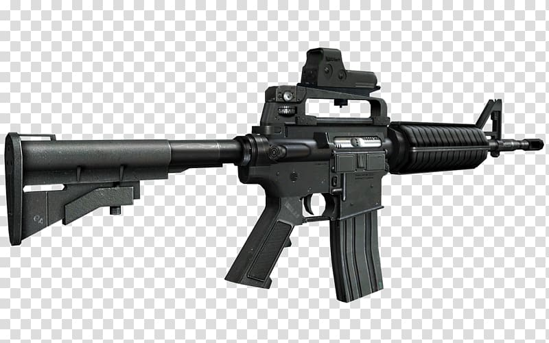 M4 carbine Airsoft Guns M16 rifle Close Quarters Battle.