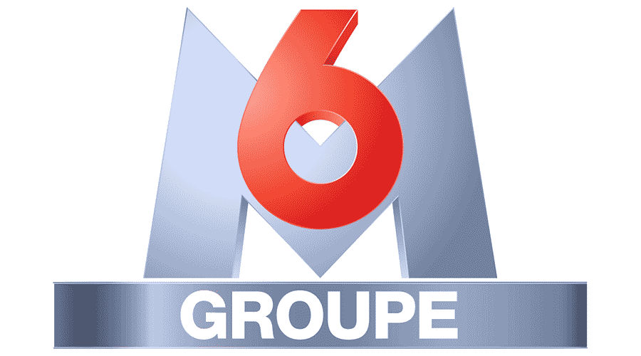 Groupe M6 Logo Vector.