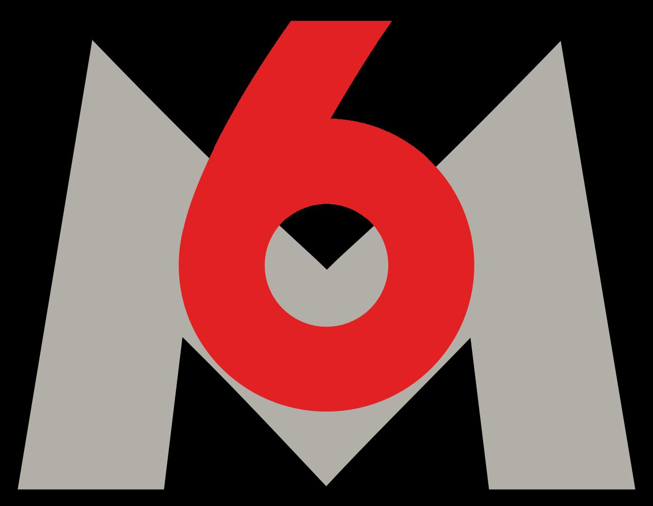 M6 Logos.