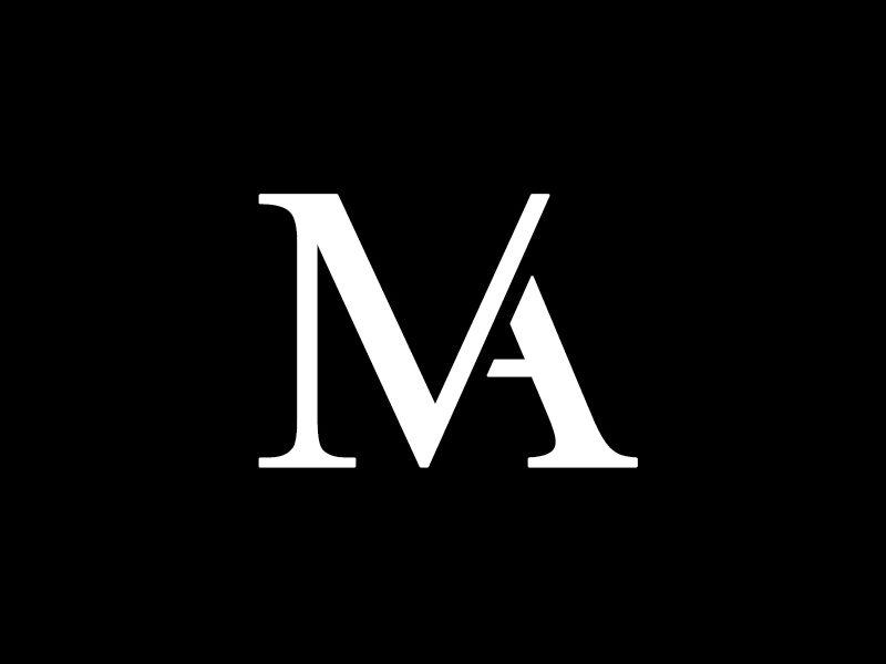 MA Monogram.