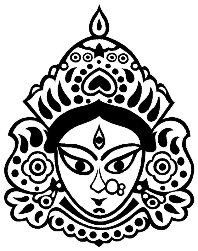 Maa Kali Images Clipart.