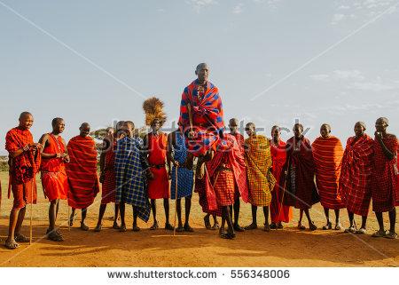 Masai Stock Photos, Royalty.