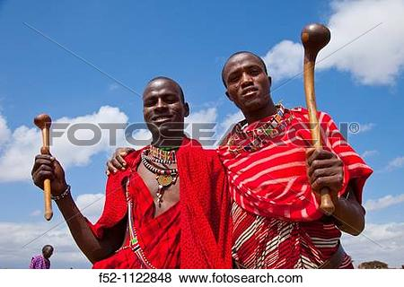 Pictures of Masai tribe, Kenya f52.