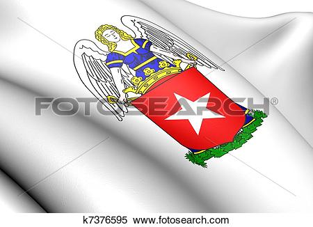 Stock Illustration of Maastricht coat of arms k7376595.