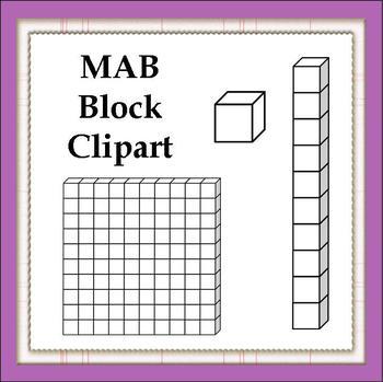 FREE MAB Blocks Clipart.