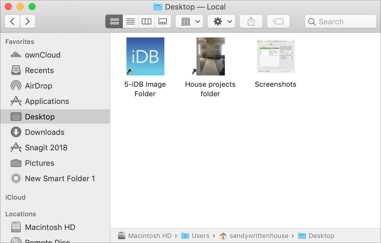 How to customize folder icons on Mac.
