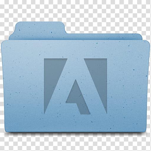 Mac OS X Adobe Folder, Adobe folder icon transparent.