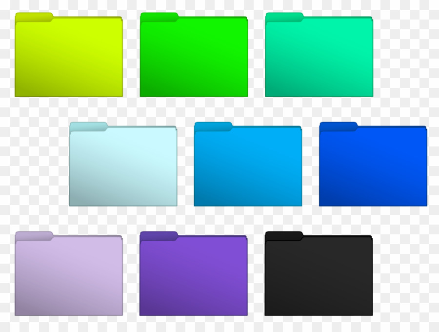Mac Folder Icons Free PNG Directory Computer Icons Clipart.