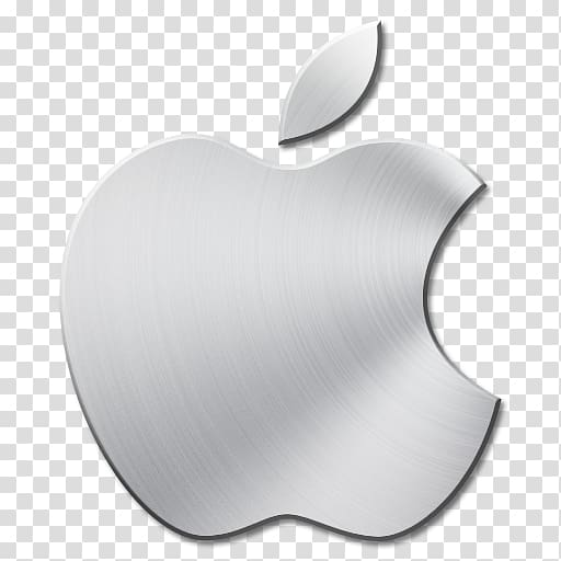 Apple logo, iPhone Apple Icon format Computer Icons, Brushed.