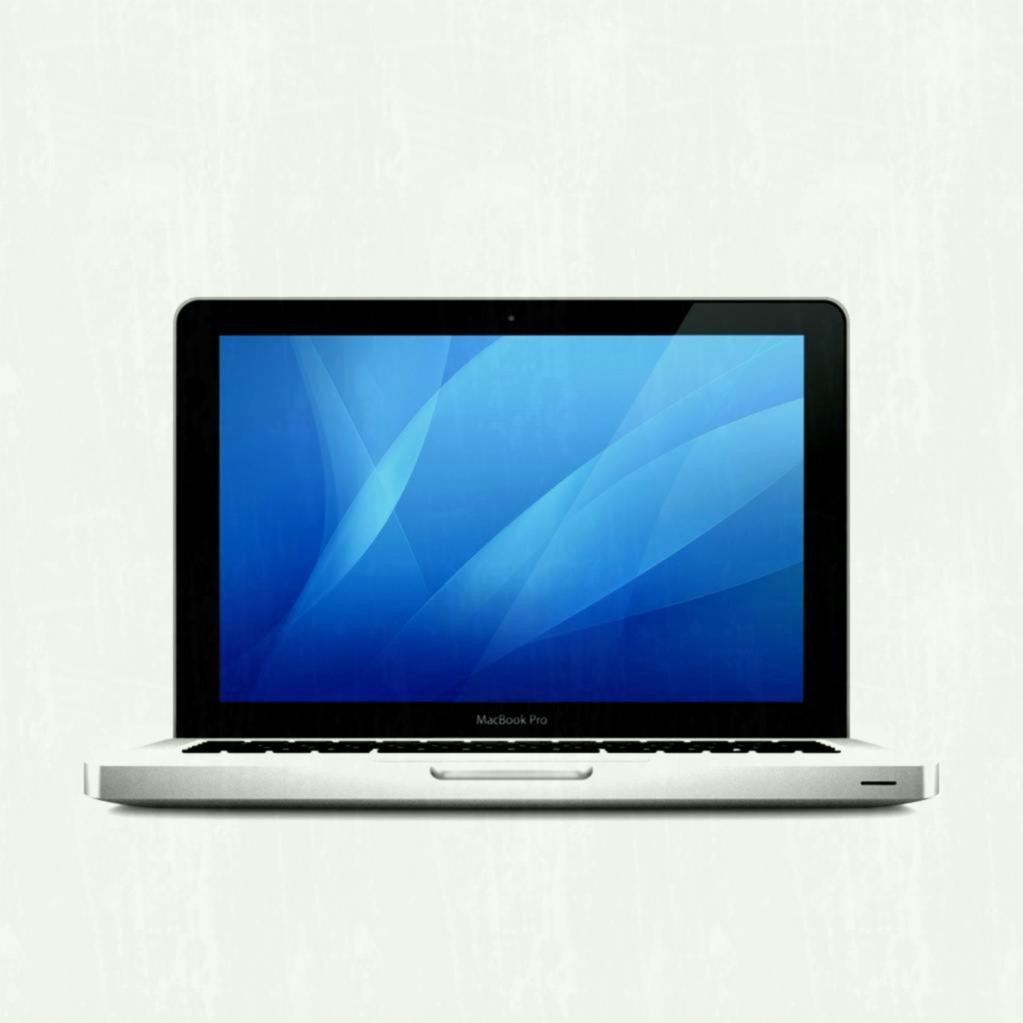 Mac laptop clipart 4 » Clipart Station.
