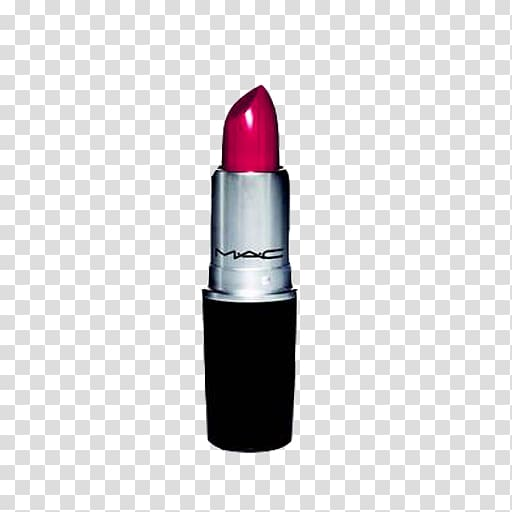 Red MAC lipstick bottle, Lipstick MAC Cosmetics Red Color.