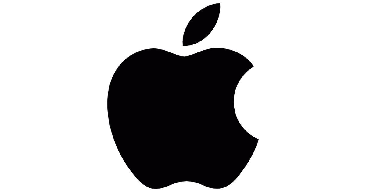 MAC OS logo.
