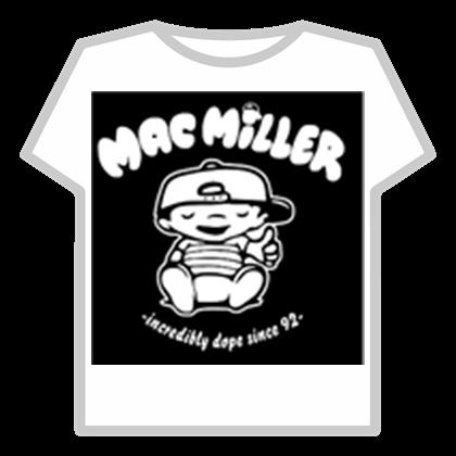 Mac Miller Logo.