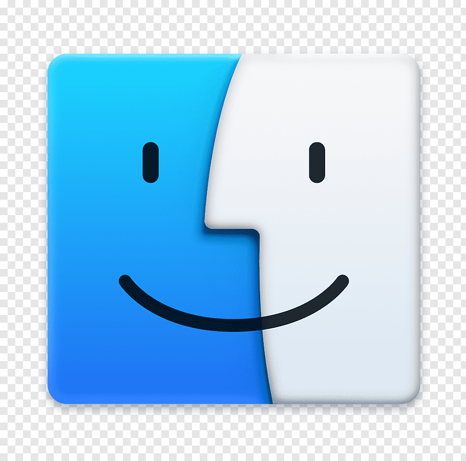 Finder OS X Yosemite Computer Icons macOS, Folder free png.