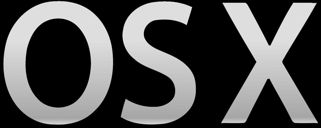 File:The OS X Logo.svg.