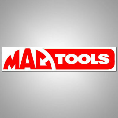 Mac Tools Decal Sticker 6.0\