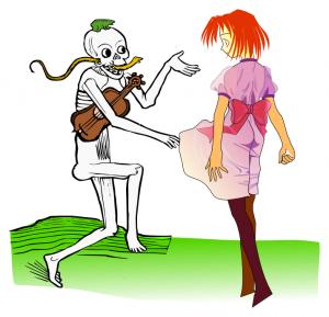 Macabre Clip Art Download.